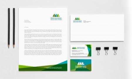 Image de marque – Logo – Papeterie – Carte professionnelle – SDA3