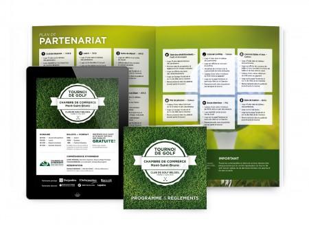 Plateforme promotionnelle – Affiches – Plan de visibilité – Cartons d'invitation – Billets –SDA3