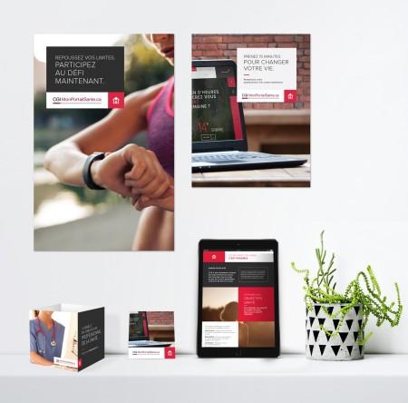 Affiches – Carton promotionnel – Courriel promotionnel – SDA3