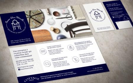 Image de marque – Logo – Carte – Carton promotionnel – SDA3